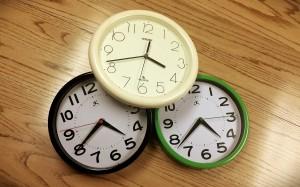 three-clocks